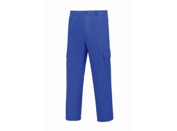 Pantalon algodon azulina 80 agm8az80