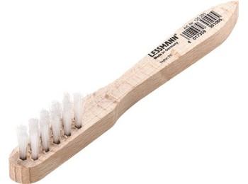 Cepillo de bujÍas longitud 150 mm 0,3 mm nylon pa liso 3 hil